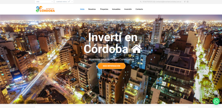 Real State, Proyecto Inmobiliario